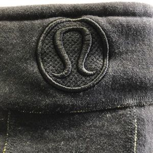 lululemon athletica Jackets & Coats - Lululemon black scuba hoodie, sz 4, 60641
